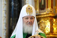 Патриарх Кирилл поздравил инославных с Рождеством Христовым