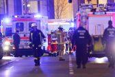 Полиция: Террорист, убивший 12 человек в Берлине, может быть на свободе