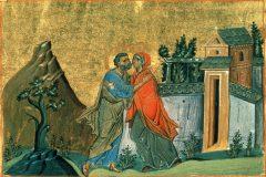Церковь празднует Зачатие праведной Анной Пресвятой Богородицы