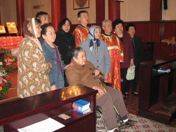 Православные просят о помощи в издании «Часослова» на китайском языке