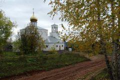 Жительница Пермского края ушла в монастырь, оставив двух детей