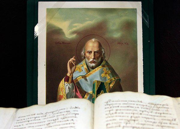 Что вы знаете о святителе Николае Чудотворце? (тест)