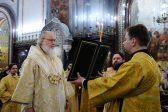 Патриарх Кирилл совершит новогоднее богослужение в храме Христа Спасителя