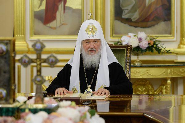 Патриарх назвал жертв авиакатастрофы «символами национальной жизни»