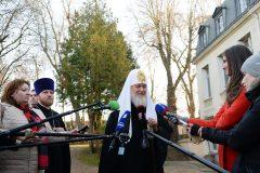 Патриарх Кирилл: Мы не осуждаем людей с нетрадиционной ориентацией