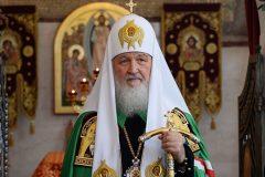 Патриарх Кирилл: Ни передачами, ни словами, ни книгами не вернешь Бога в сердце