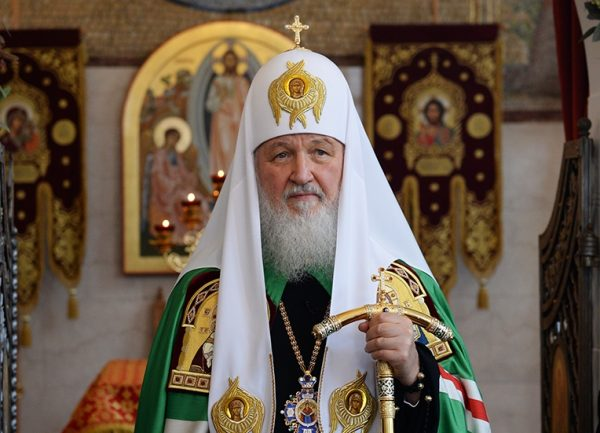 Патриарх: Мы не должны прогибаться перед вкусами современного общества