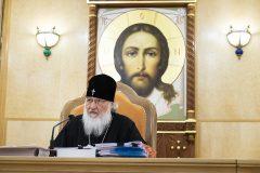 Патриарх: Построенное на противлении Богу общество обречено на саморазрушение