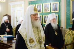 Синод постановил создать две новые епархии
