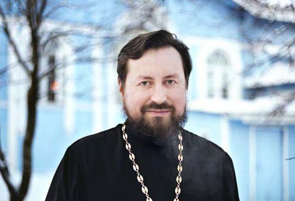 Протоиерей Александр Дягилев. Фото: globus.aquaviva.ru