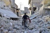 Около 8,5 тысяч мирных жителей покинули Алеппо за сутки