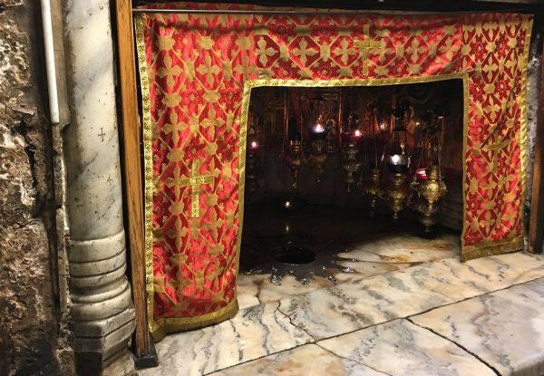 Вглобальной сети появилось панорамное видео места рождения Иисуса Христа