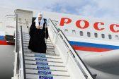 Предстоятель Русской Церкви прибыл в Париж