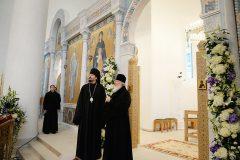 Патриарх Кирилл совершил освящение нового кафедрального собора в Париже