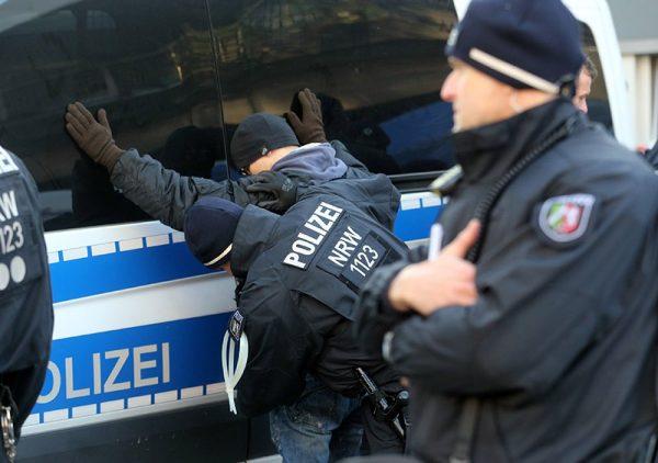В Германии предотвратили нападение на торговый центр