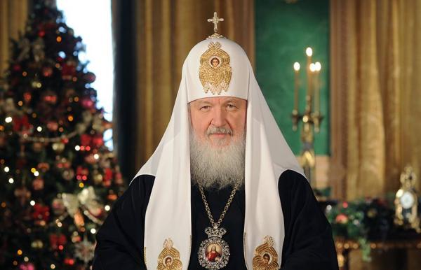 Патриарх Кирилл: Будем просить Господа вести нас вперед в новом году
