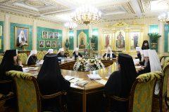 Архиерейский Собор Русской Церкви пройдет с 29 ноября по 2 декабря 2017 года