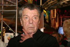 В Москве скончался известный актер театра и кино Вячеслав Шалевич