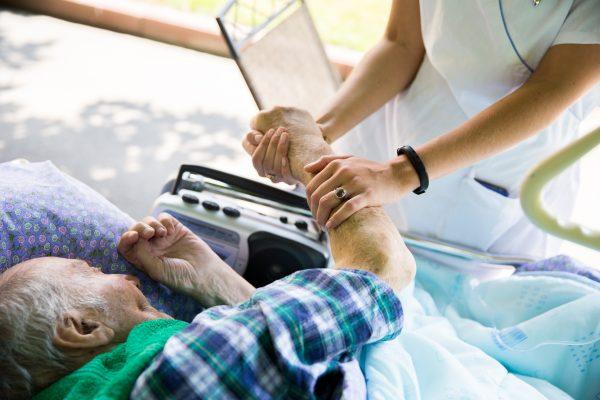 Доктор Рон Сабар: Я знаю, что такое �хорошая смерть�
