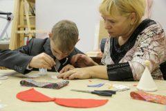 В Александро-Невской лавре открылись мастерские для инвалидов