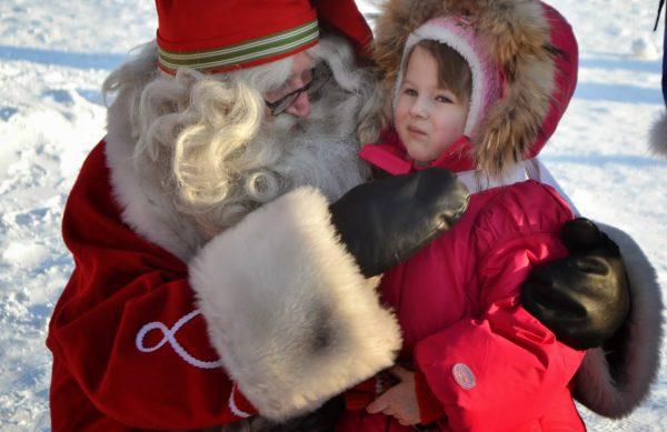 Господи, благослови детей, зверей и пьяных Дедов Морозов