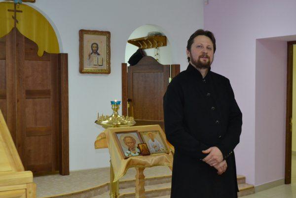 Протоиерей Георгий Козгов