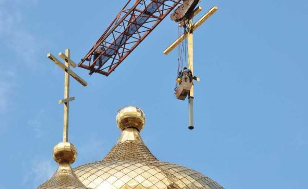 Патриарх рассказал о строительстве новых храмов в Москве