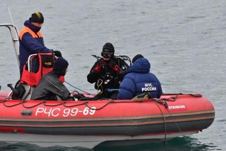 Обломки рухнувшего под Сочи Ту-154 найдены надне Черного моря