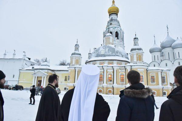 Два старинных собора в Великом Устюге возвращены Церкви