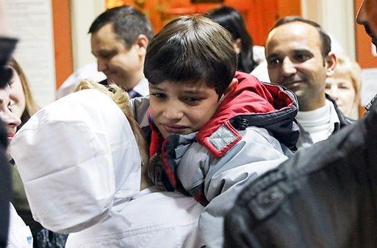 усыновление детей из сирии - фото 9