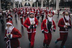 В Москве пройдет благотворительный забег Дедов Морозов