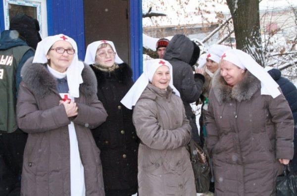 В Ижевске православные открыли пункт временного пребывания бездомных