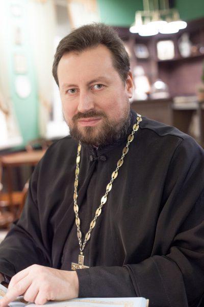 Протоиерей Александр Дягилев. Фото: Андрей Петров