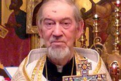 Умер митрофорный протоиерей Леонид Кузьминов