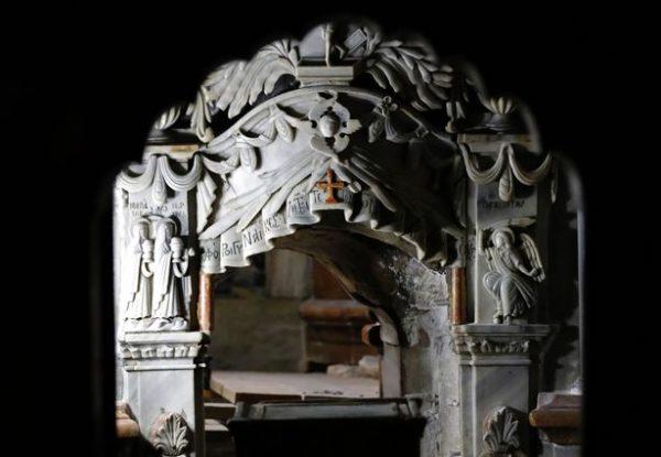 Археологи: Это действительно Гроб Господень, найденный в IV веке