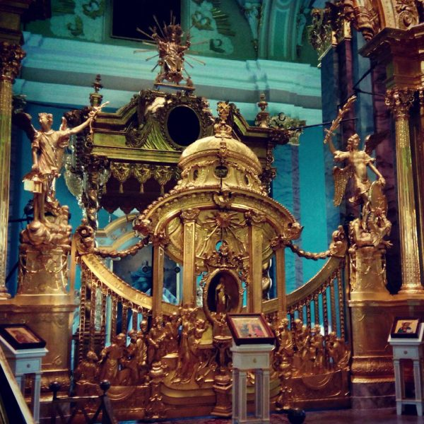 Православные посты в 2018 году