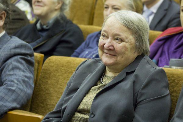 Наталья Петровна Аверинцева. Фото: hist.msu.ru
