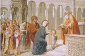 Церковь празднует введение во храм Пресвятой Богородицы