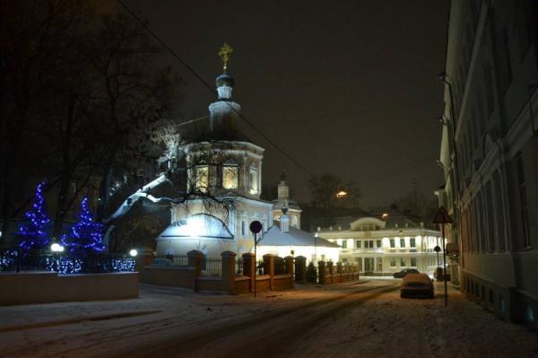 Храм Святой Живоначальной Троицы в Хохлах. Фото: instagram / voffka_u