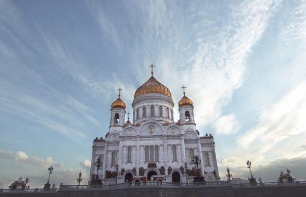 Российско-украинский песенный флешмоб дошел до Москвы