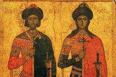 Три московские улицы назовут в честь святых князей Бориса и Глеба