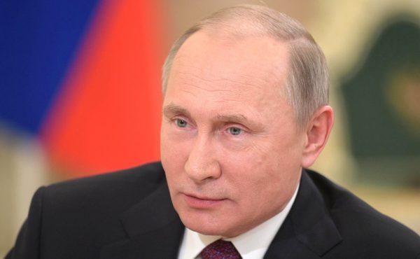 Президент РФ: Уходящий год был сложнее, чем 2015-й год