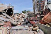 Более 100 человек погибли в результате землетрясения в Индонезии