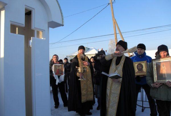 Тобольская епархия: «Часовенный столп» Распутина – каноническое преступление