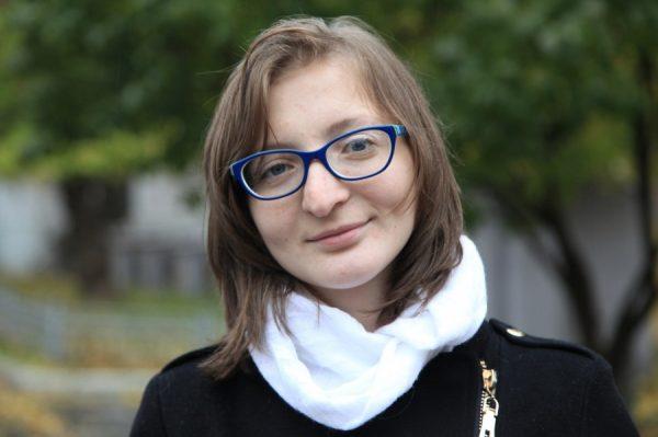 Алена Журова. Фото: cfcf.ru