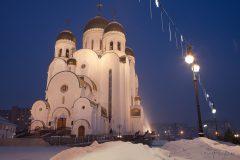 В Красноярске задержали «прихожанина», который хотел поджечь храм