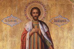 Церковь вспоминает святого благоверного князя Александра Невского
