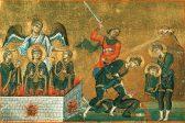 Церковь вспоминает пророка Даниила и отроков Ананию, Азарию и Мисаила
