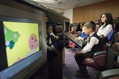Тихвинская епархия открыла студию мультфильмов, которые создают дети