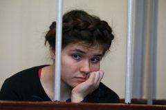 Прокурор просит пять лет заключения для Варвары Карауловой